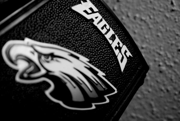 Eagles Logo and Wordmark