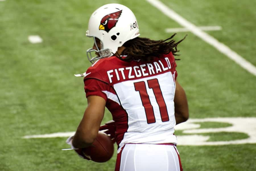 Larry Fitzgerald Hits Another Milestone Vs. Chiefs