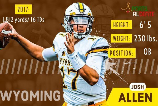 Josh Allen NFL Draft Profile
