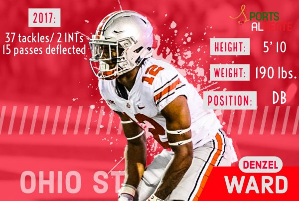 Denzel Ward NFL Draft Profile