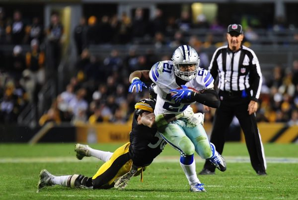 Dynasty Running Backs Ezekiel Elliott