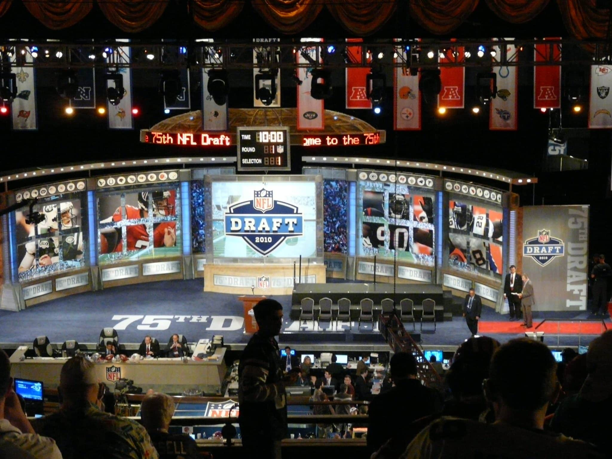 Talon Graff's 2019 NFL Draft Big Board 1.26.2019