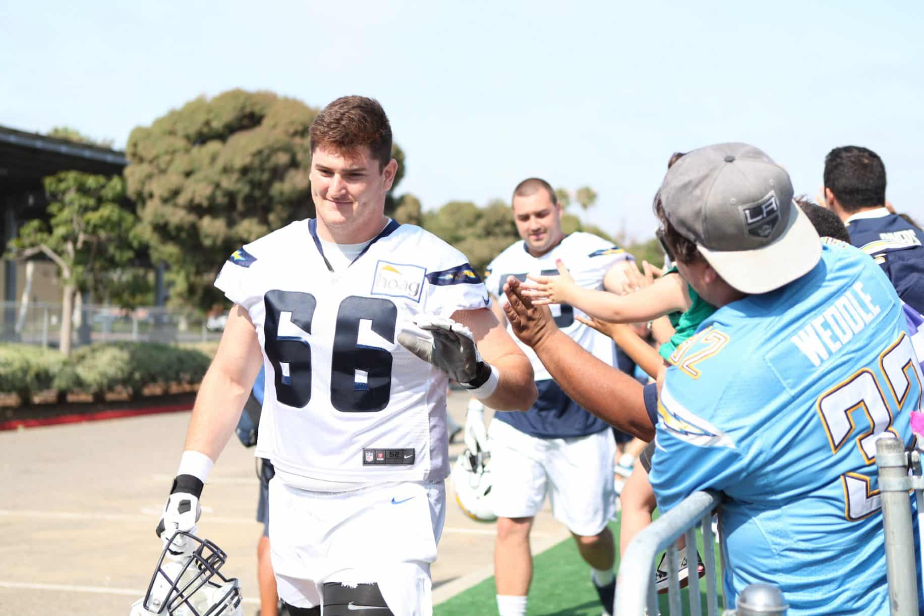 Chargers Position Battles To Watch: The Top 5