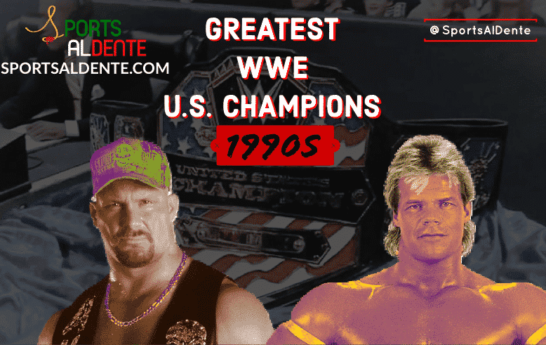 Series: Ranking The Top Ten United States Champions of the 1990's