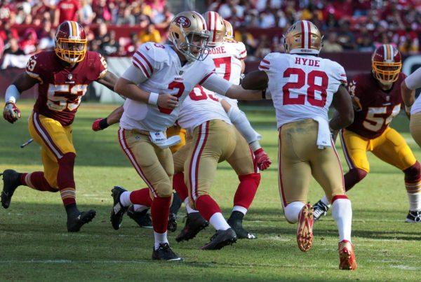 49ers backup quarterback