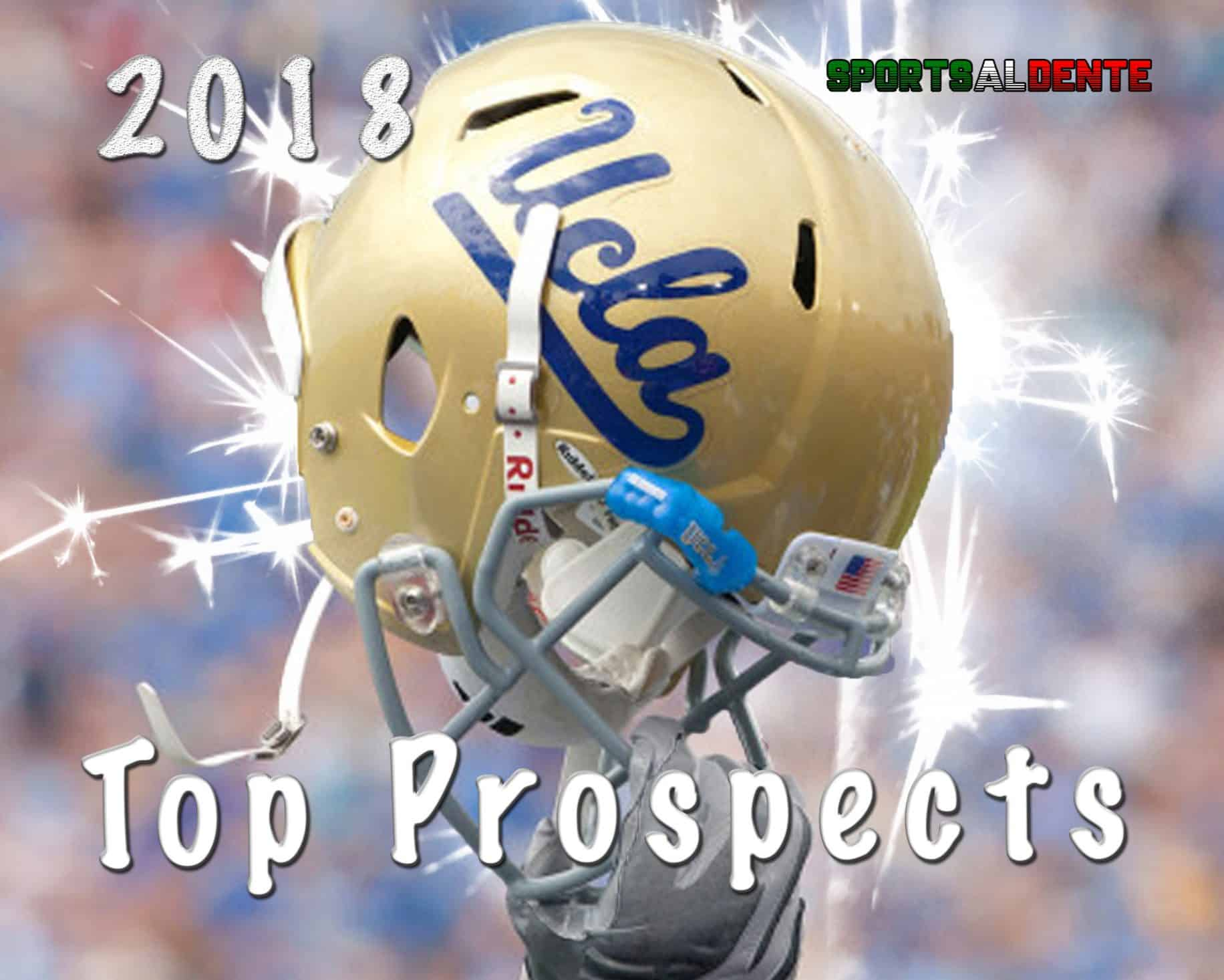 UCLA Bruins NFL Draft Prospects To Watch