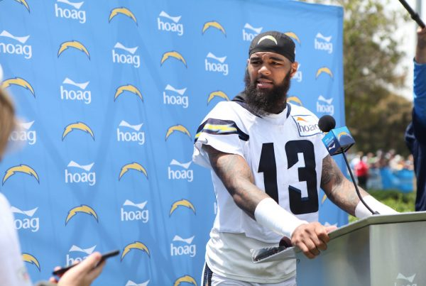 Los Angeles Chargers Wide ReceiverKeenan Allen All AFC West Team