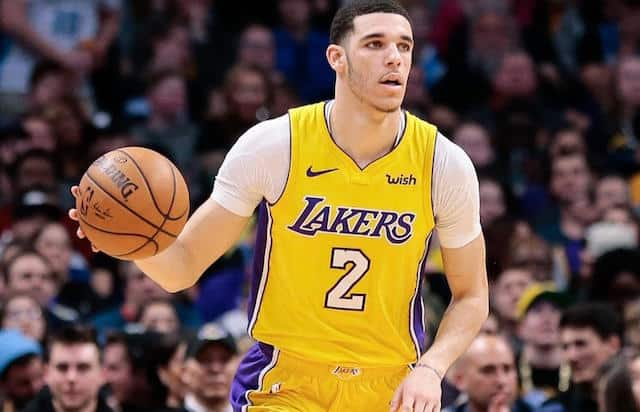 Lonzo Ball Lack Of Aggressiveness Hurting The Los Angeles Lakers