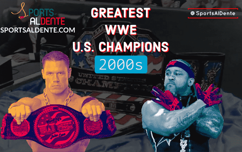 Series: Ranking The Top Ten United States Champions of the 2000's