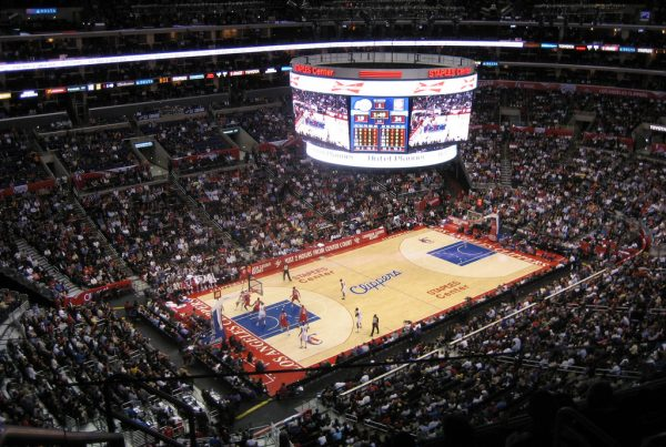 LA Clippers Home Game