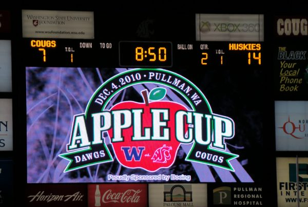 The Apple Cup