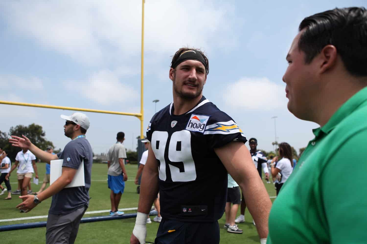 Los Angeles Chargers Top Free Agents to Target