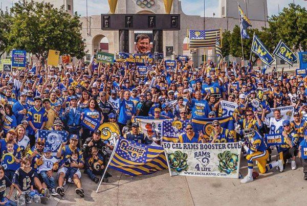 LA Rams Fans