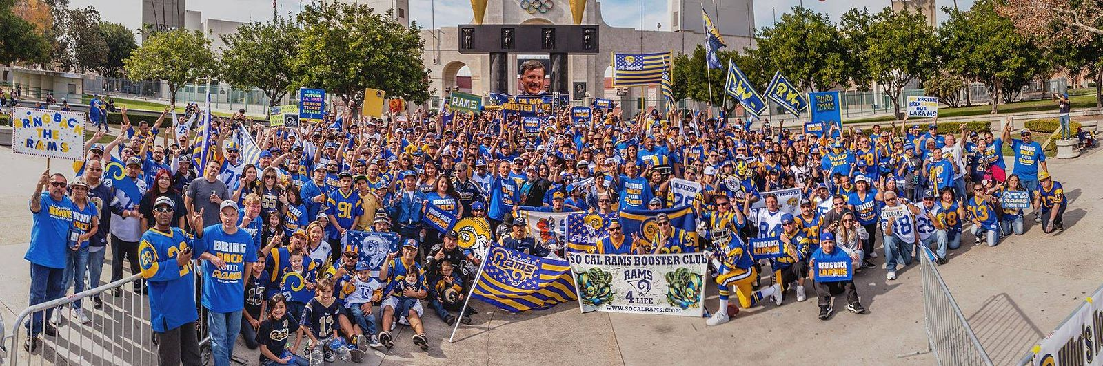 How Can the Rams Improve the Fan Experience?