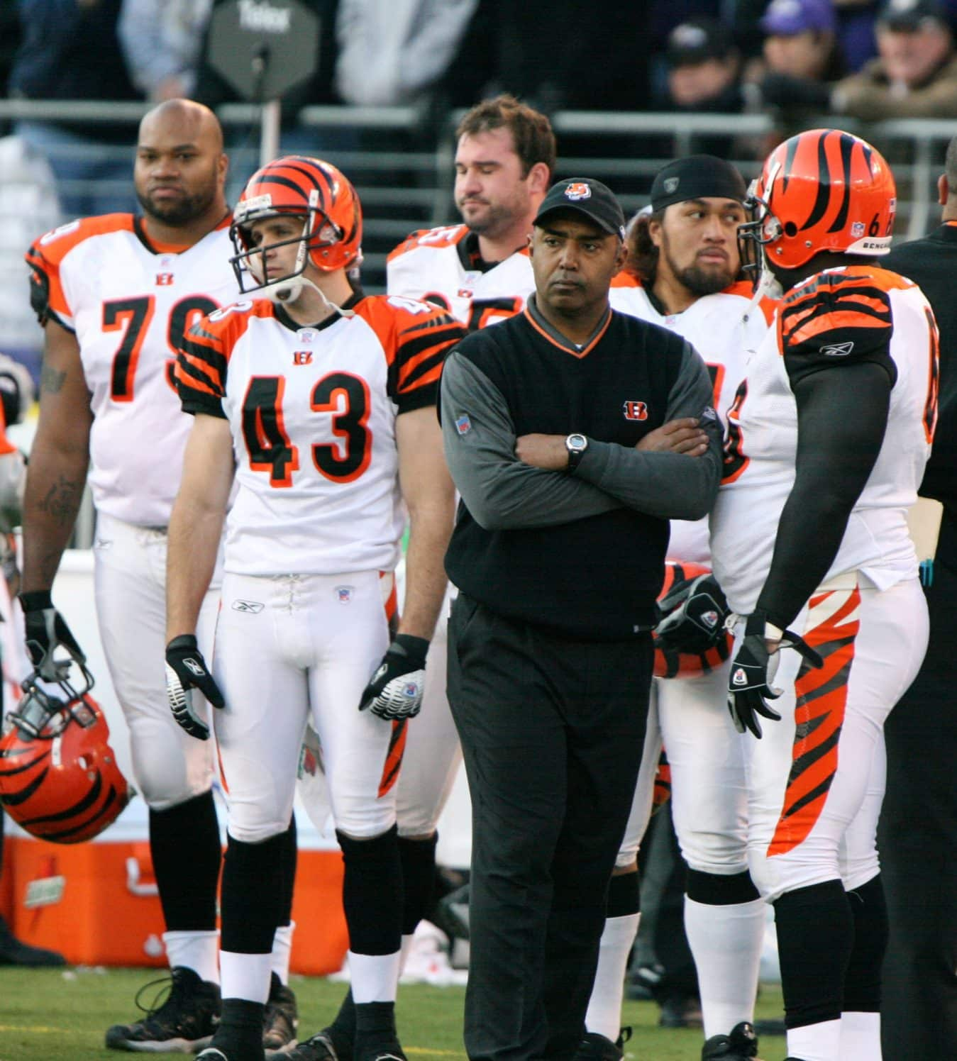 NFL Coaches On The Firing Line For Black Monday