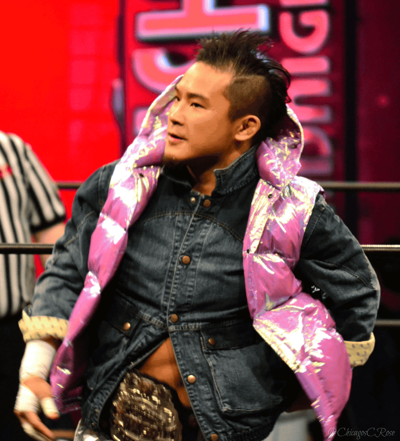 New Japan Pro Wrestling Contract Updates