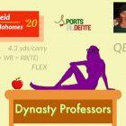 Dynasty Professor