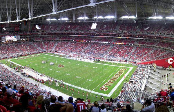 University of Phoenix Stadium | Photo Credit: Jason Trim | Under Creative Commons License