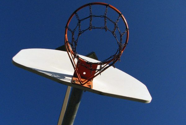 Basketball Hoop. Photo Credit: Dayland Shannon | Under Creative Commons License