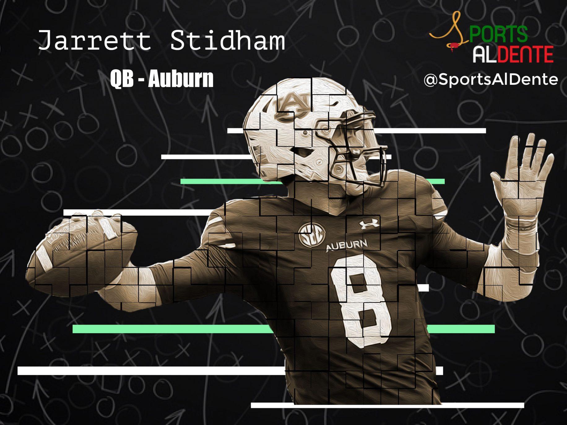 Jarrett Stidham NFL Draft Profile