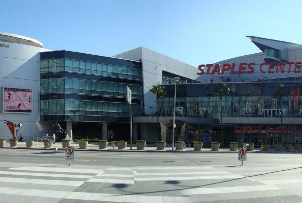 Staples Center. Photo Credit: Wikimedia Commons