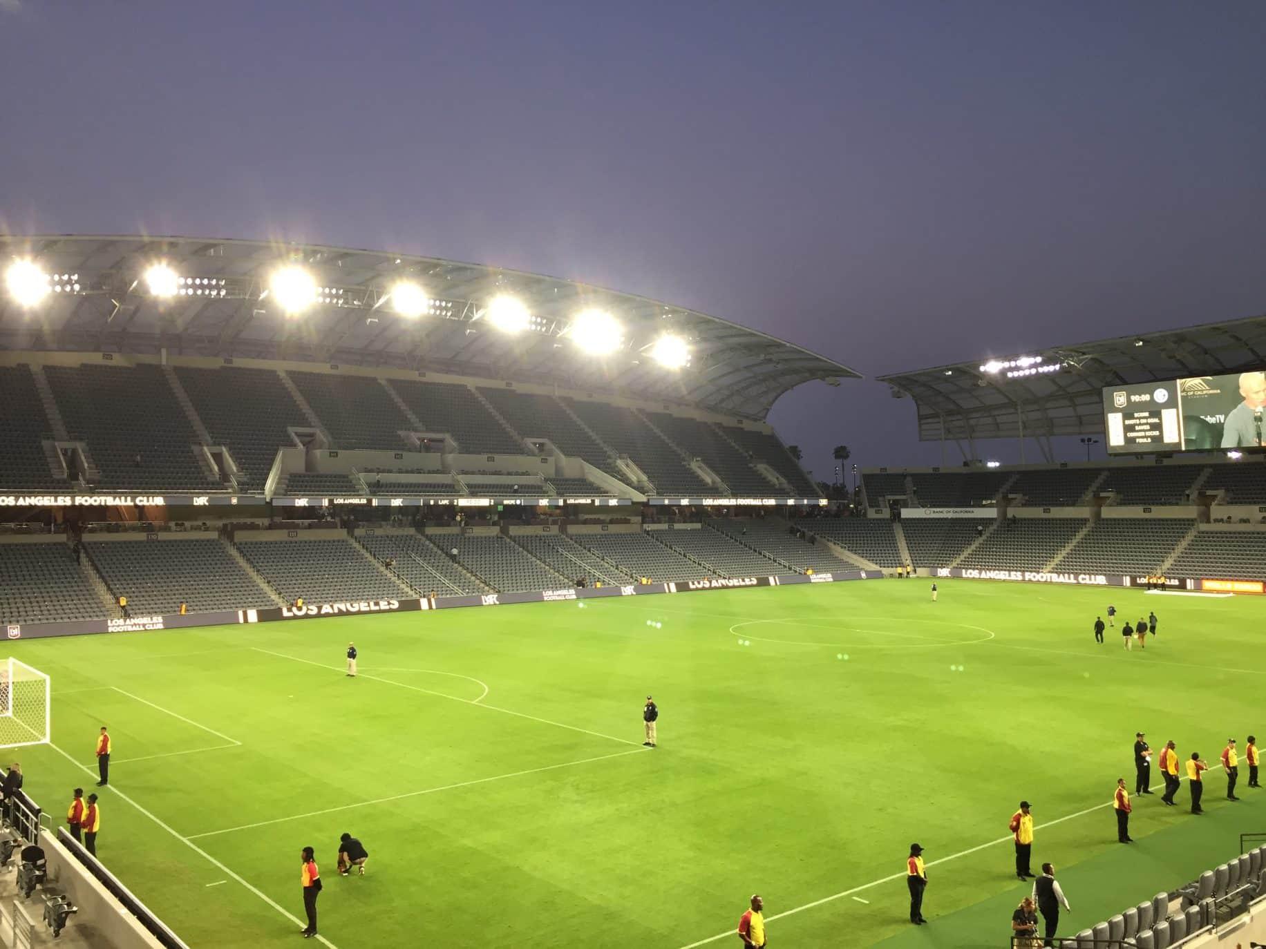 Battle For The West And The Hearts Of LA: LA Galaxy Vs. LAFC