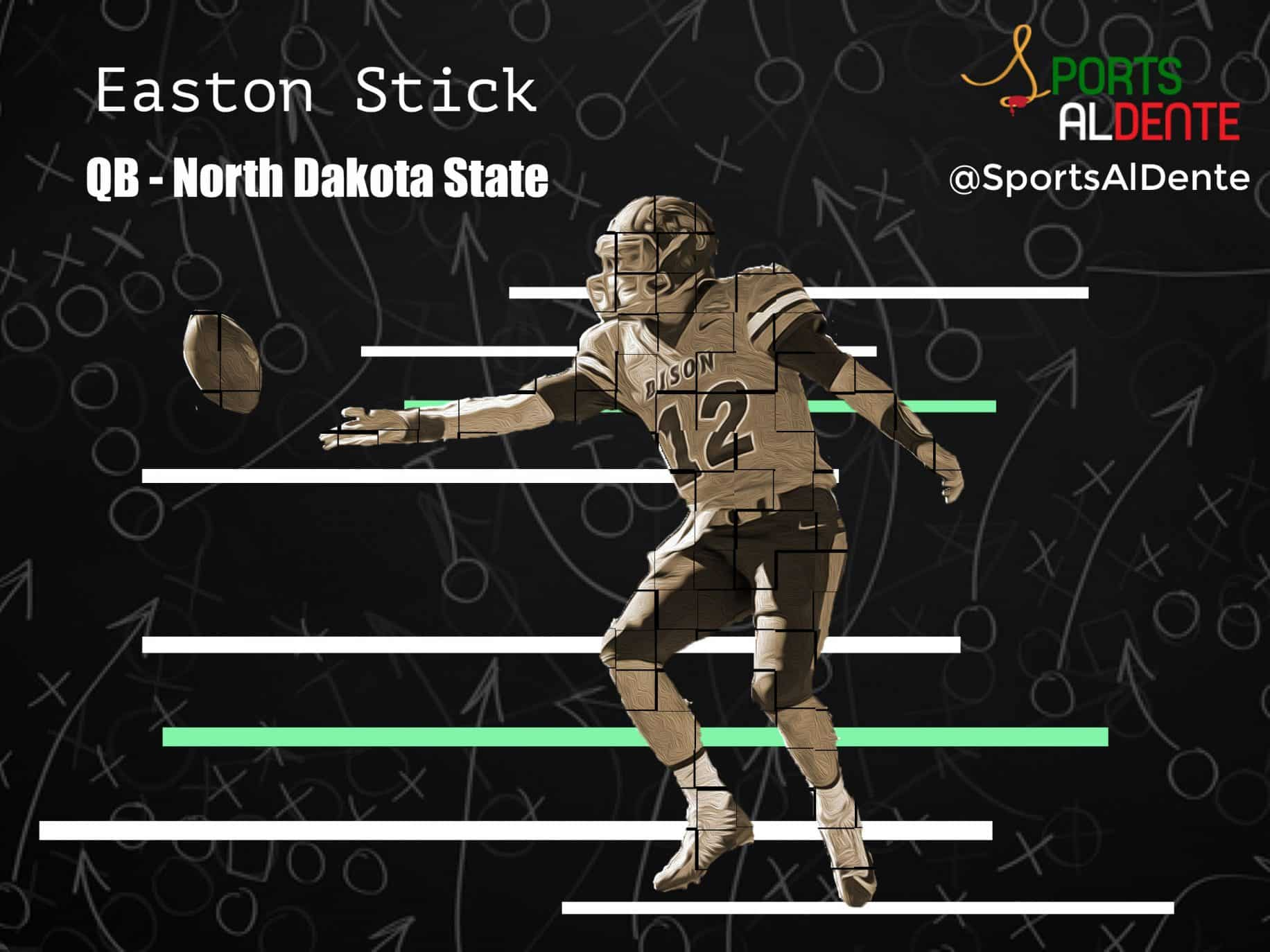 Easton Stick NFL Draft Profile