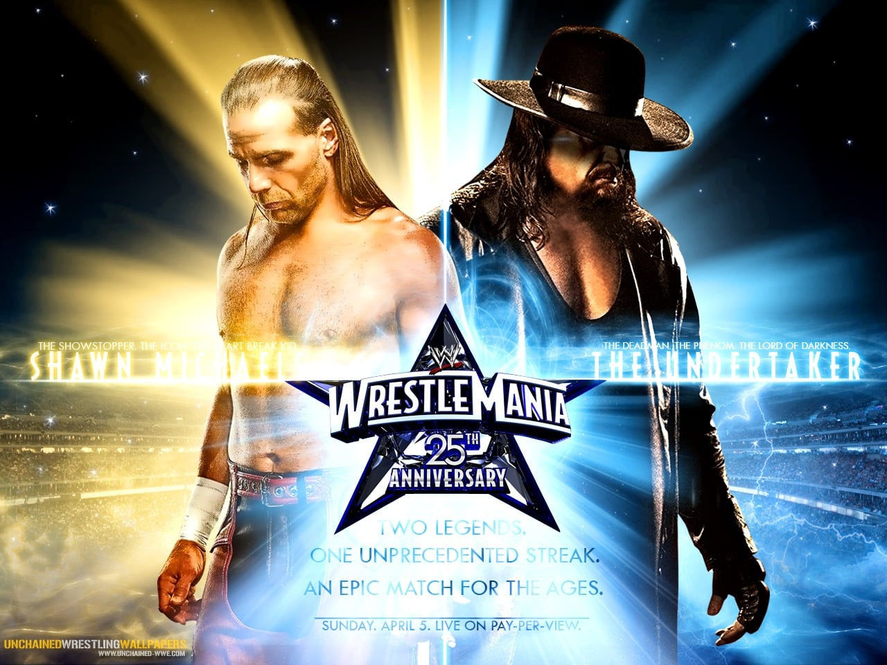 Ten years later, Undertaker and Shawn Michaels is still the GOAT