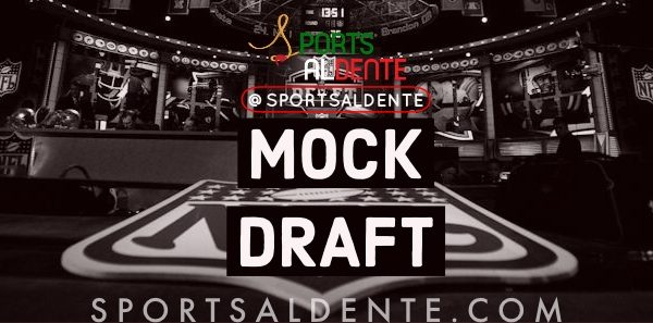Sports Al Dente NFL Mock Draft