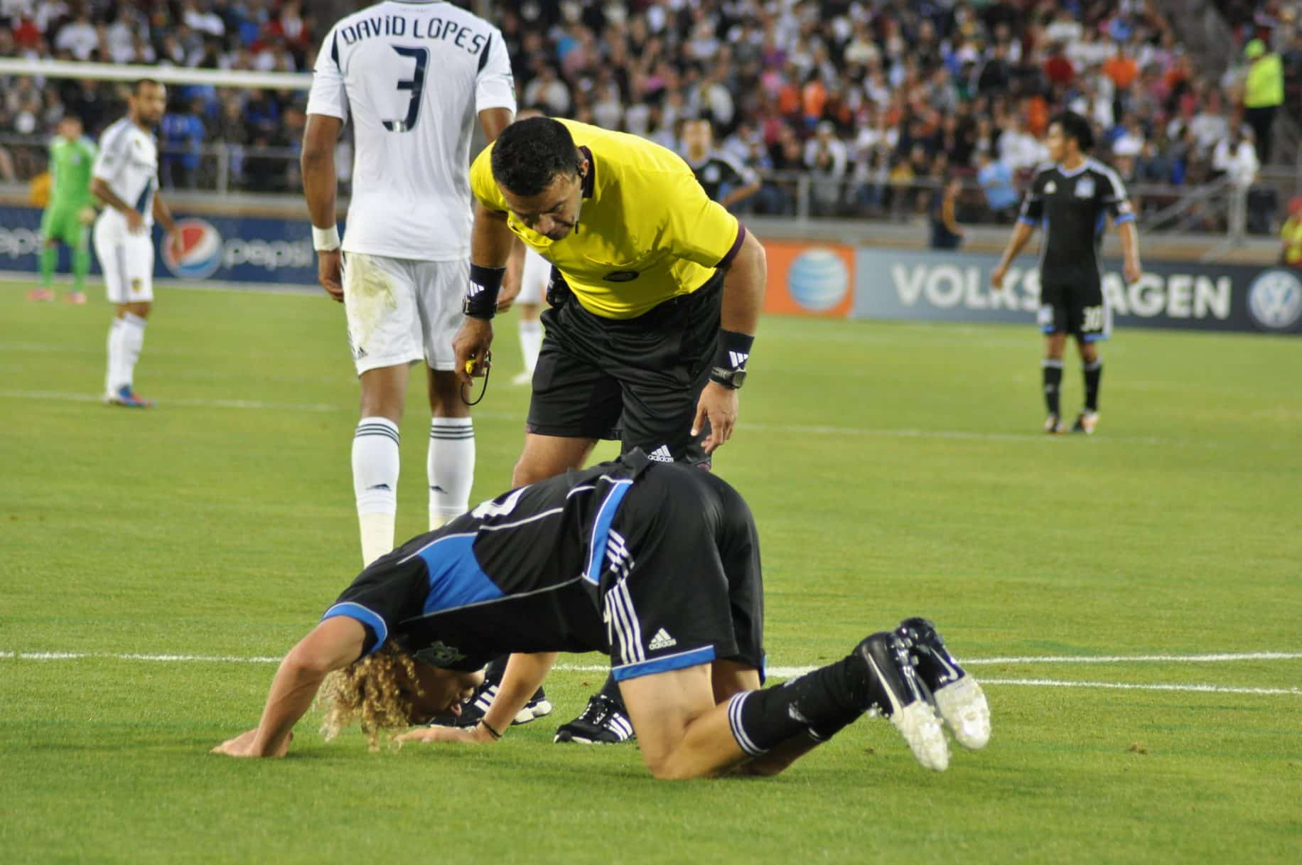 The Classic Game That Is The California Clasico
