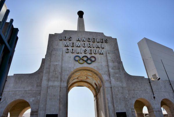 The Los Angeles Coliseum. Photo Credit: Redbird310 | Under Creative Commons License
