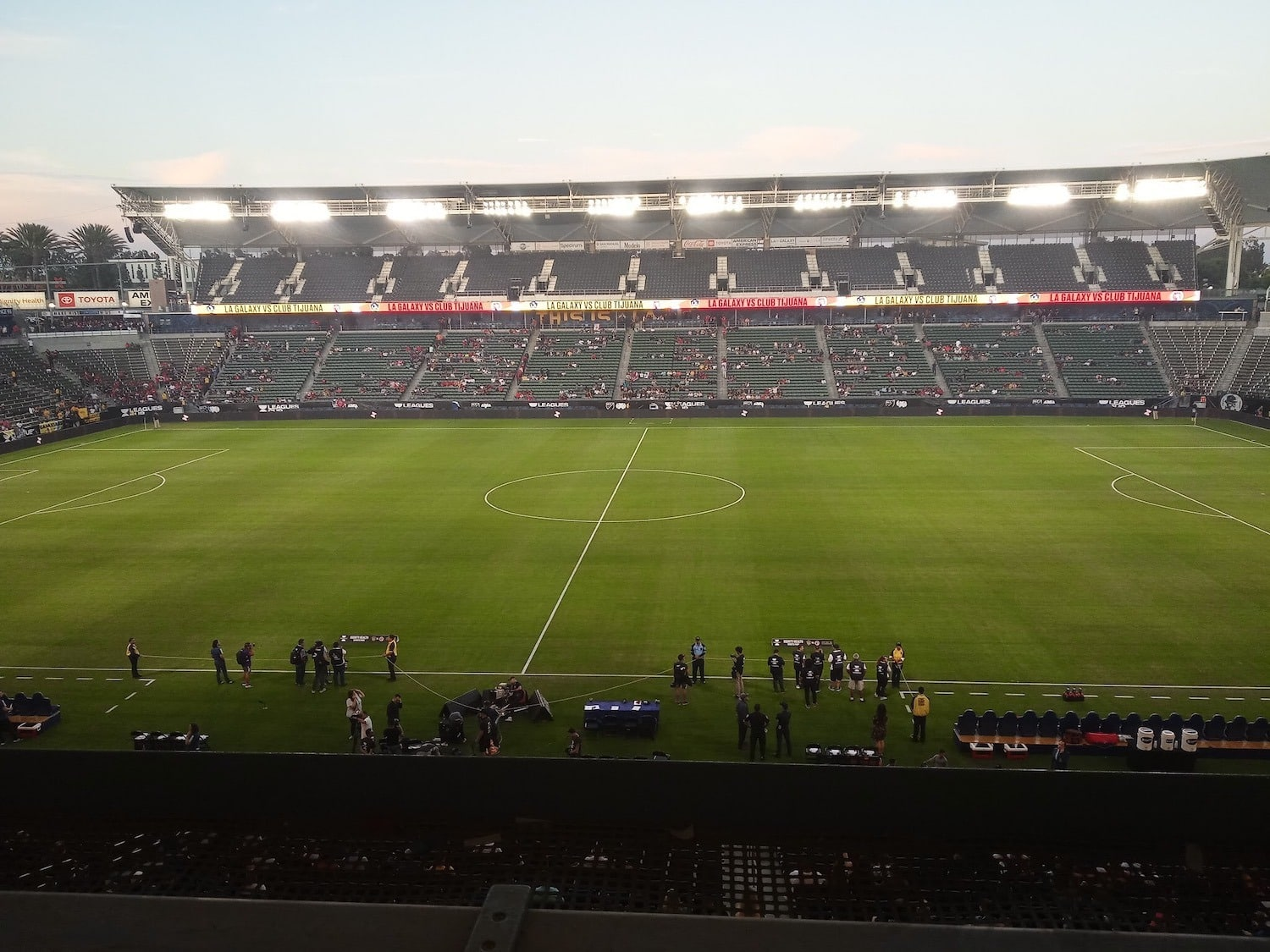 Leagues Cup And LA Galaxy