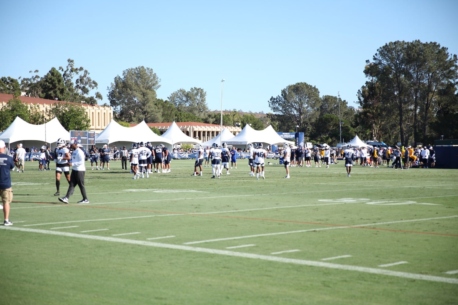 Training Camp Questions The Rams Need To Answer