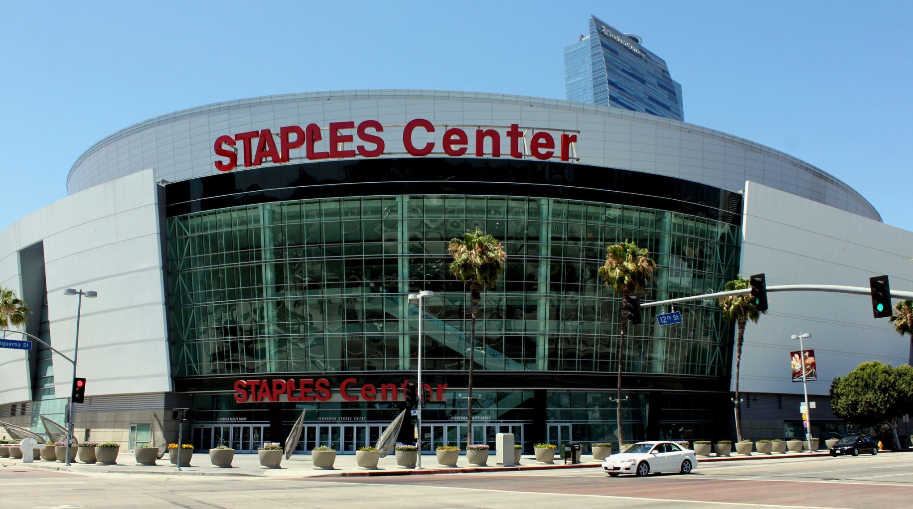 Staples Center In Los Angeles. Photo Credit: Prayitno | Under Creative Commons License