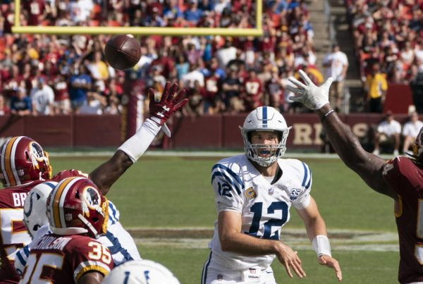 Colts at Redskins 09/16/18. Photo Credit: KA Sports Photos | Under Creative Commons License