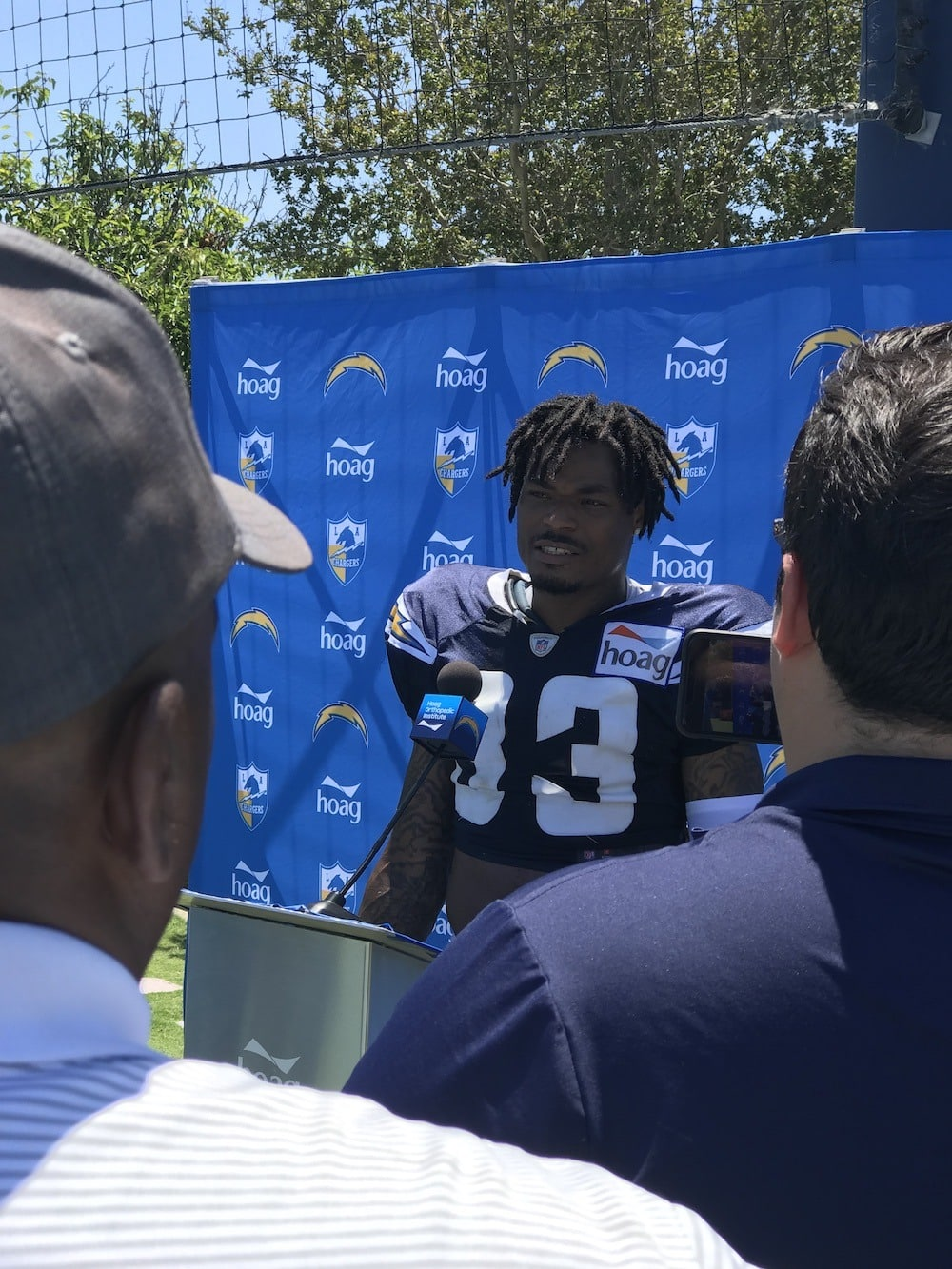 The Chargers Plan After Derwin James Injury