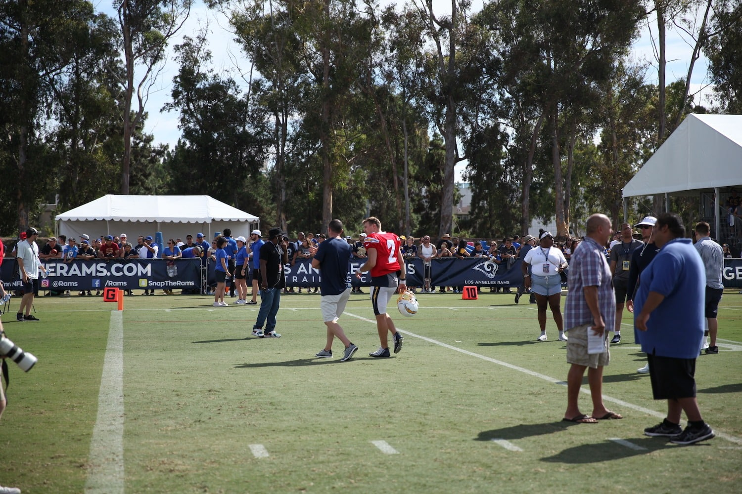 The Chargers Third String Quarterback Conundrum