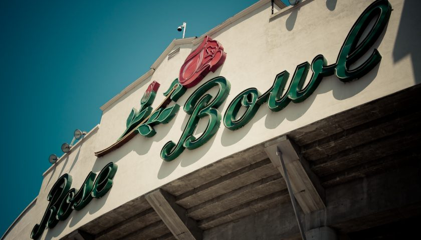 The Rose Bowl, Home Of The UCLA Bruins. Photo Credit: jcwpdx | Under Creative Commons License