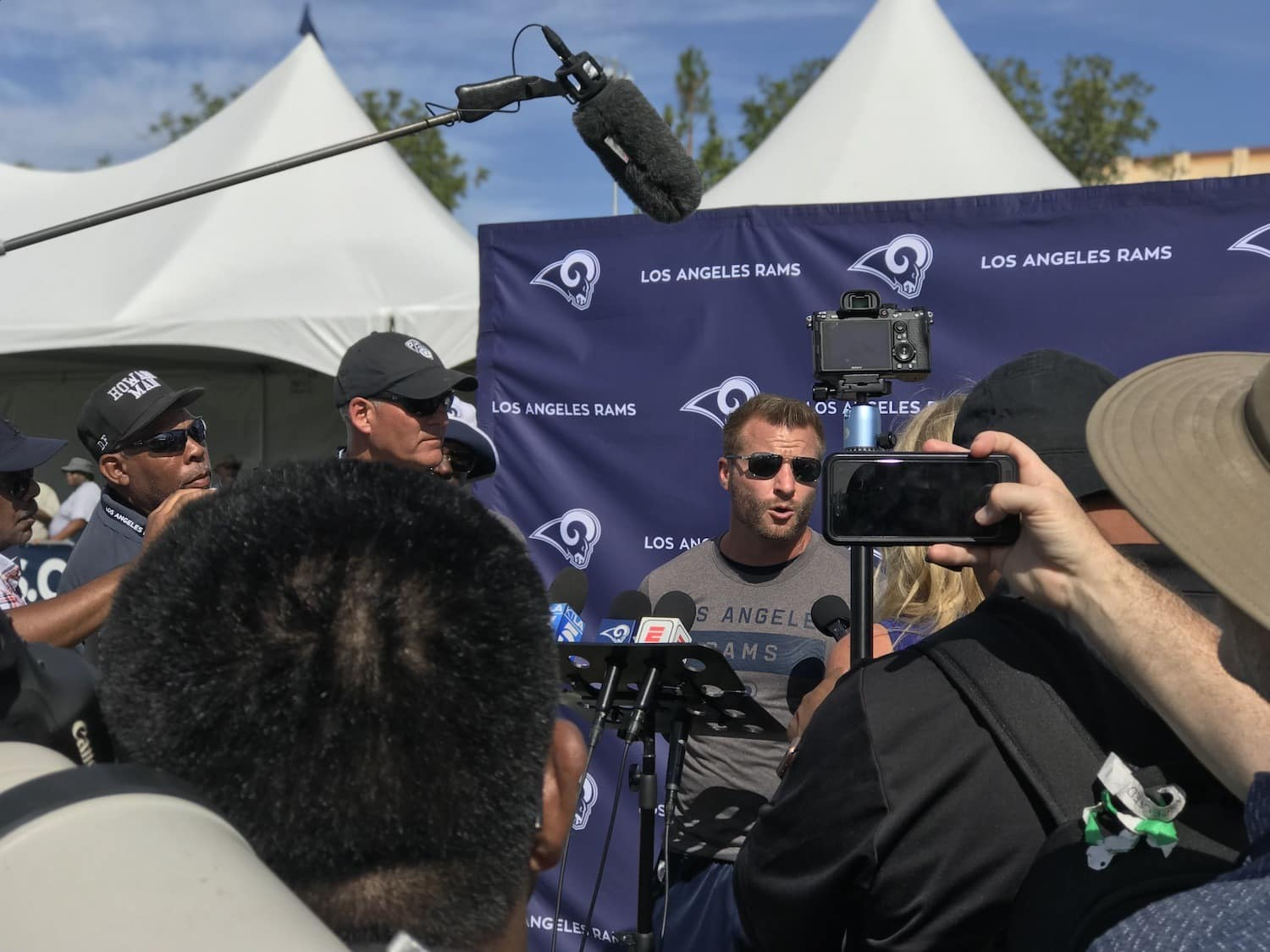 Sean McVay Opts for Young Coordinators; Who Are They?
