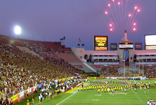 USC Trojans Season Opener. Photo Credit: chejack | Under Creative Commons License
