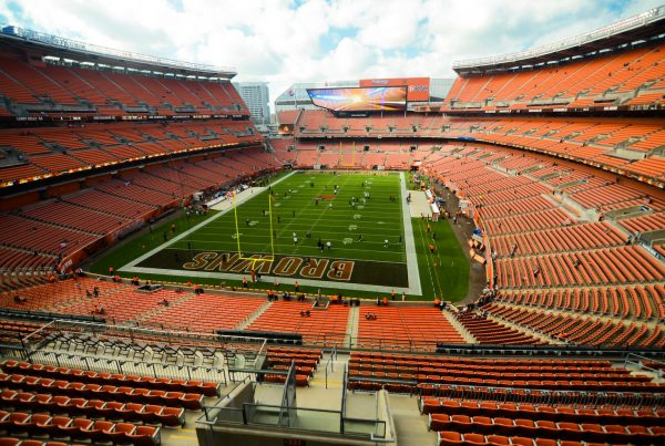 FirstEnergy Stadium, Home Of The Cleveland Browns. Photo Credit: Erik Drost | Under Creative Commons License