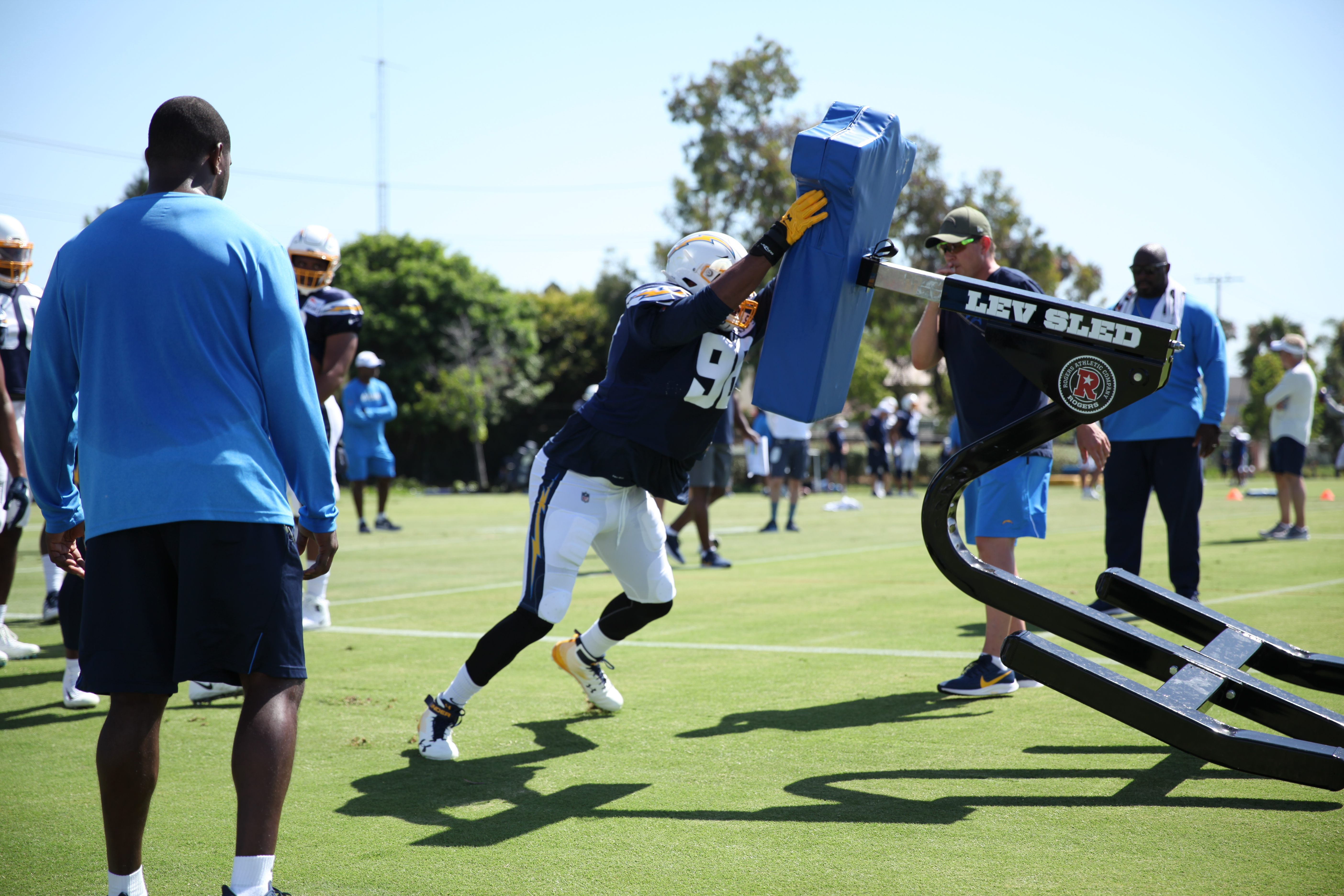 The Chargers Defensive Line: Week 3