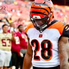 Cincinnati Bengals Running Back Joe Mixon. Photo Credit: Joe Glorioso | All-Pro Reels | Under Creative Commons License