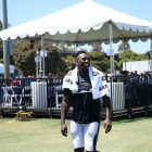 Los Angeles Chargers Linebacker Thomas Davis During 2019 Training Camp. Photo Credit: Ryan Dyrud   The LAFB Network