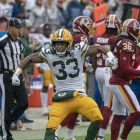 Packers at Redskins 09/23/18. Photo Credit: KA Sports Photos   Under Creative Commons License