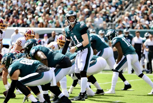 Philadelphia Eagles Quarterback Carson Wentz. Photo Credit: All-Pro Reels | Under Creative Commons License