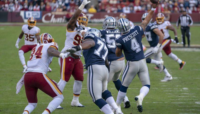 Dallas Cowboys Quarterback Dak Prescott. Photo Credit: KA Sports Photos | Under Creative Commons License