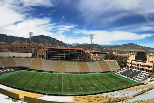 Folsom Field. Photo Credit: Carrie Lu | Under Creative Commons License