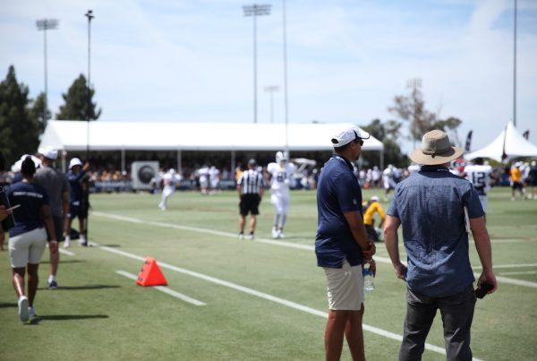 Los Angeles Rams 2019 Training Camp. Photo Credit: Ryan Dyrud | The LAFB Network