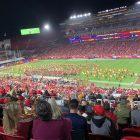Trojans Dominate Wildcats. USC Trojans Vs Arizona Wildcats